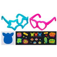 FURBY Frames (Blue and Pink)