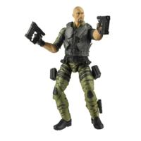 G.I. JOE RETALIATION BATTLE-KATA ROADBLOCK Figure