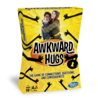 Awkward Hugs game
