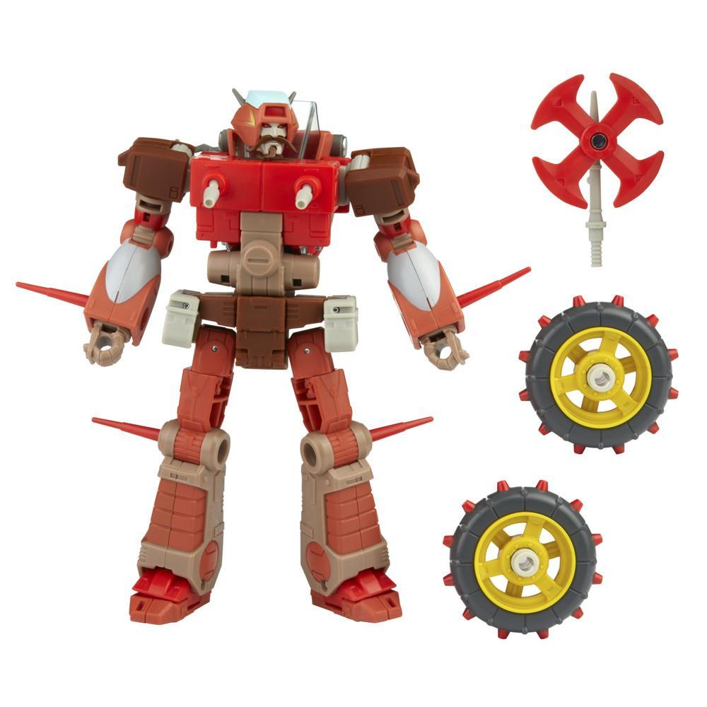 Transformers Toys Studio Series 86-09 Voyager The Transformers: The Movie Wreck-Gar Action Figure - 8 and Up, 6.5-inch
