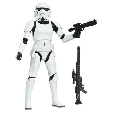 Star Wars The Black Series Stormtrooper Figure