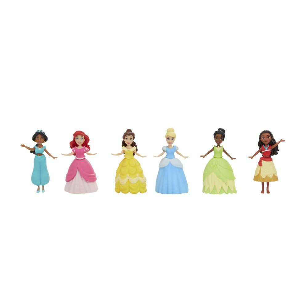 Disney Princess Secret Styles Surprise Princess Series 1, Mini Fashion Doll, Blind Box Collectible Toy, Girls 4 and Up