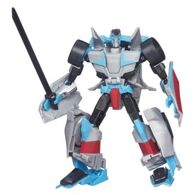 Transformers Clash of the Transformers Warriors Class Sideswipe Figure