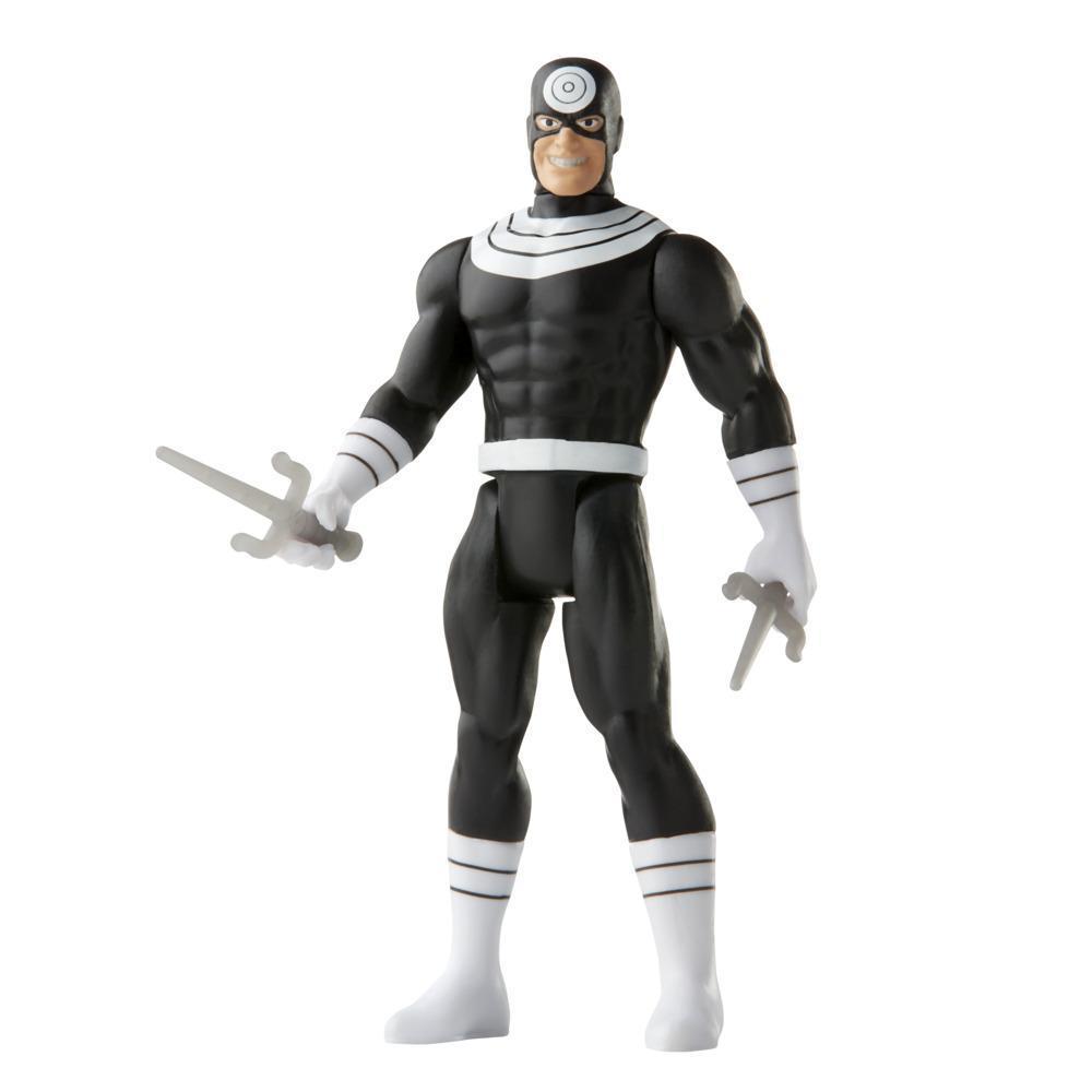 Hasbro Marvel Legends 3.75-inch Retro 375 Collection Bullseye Action Figure Toy