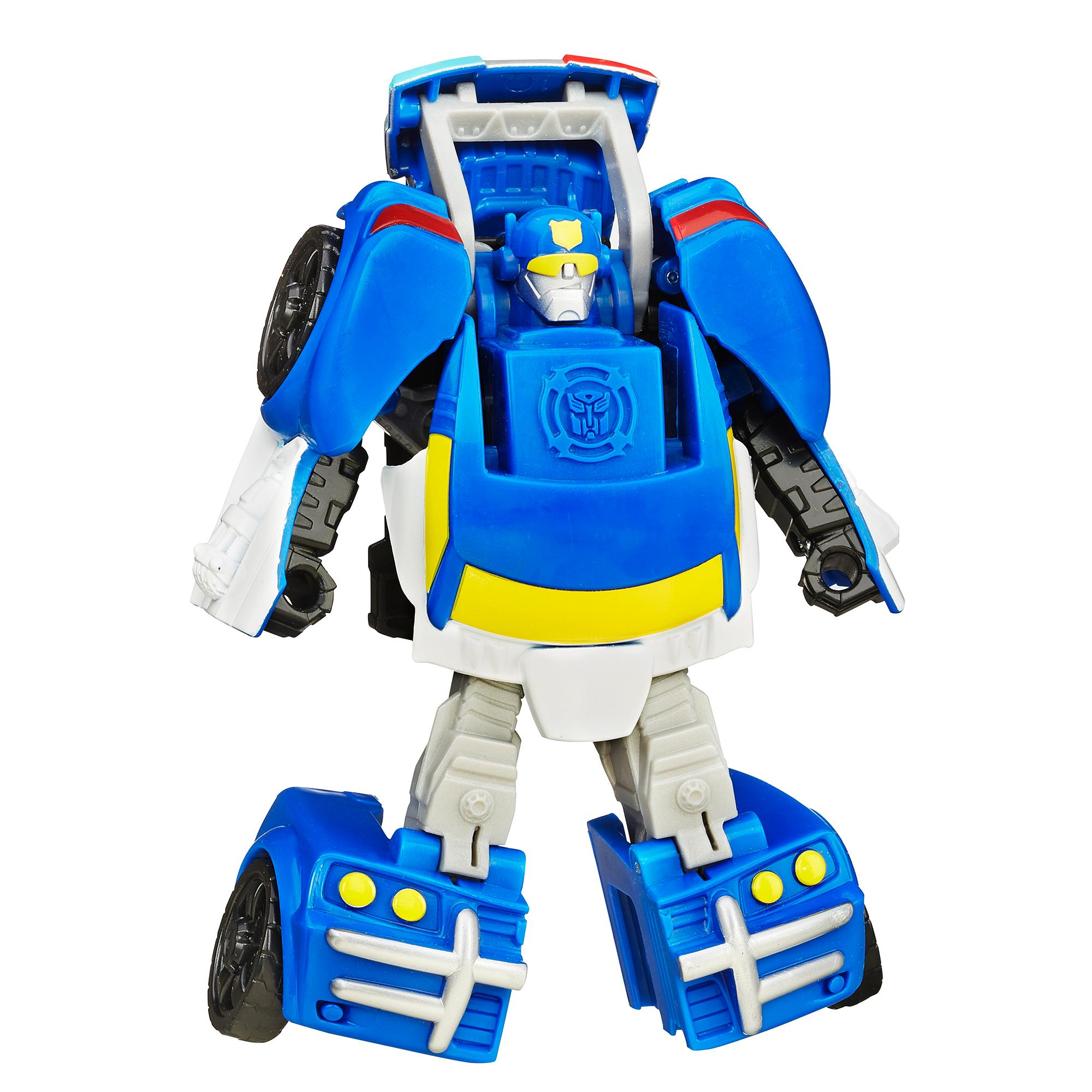 Transformers Rescue Bots Toys Chase