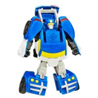 Playskool Heroes Transformers Rescue Bots Chase the Police-Bot Figure