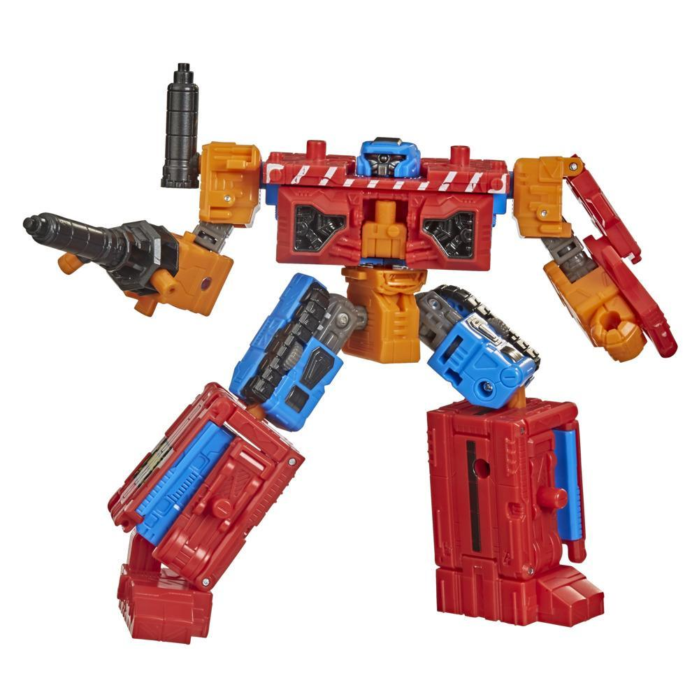 Transformers Generations Selects WFC-GS15 Hot House, War for Cybertron Deluxe Class Figure - Collector Figure, 5.5-inch
