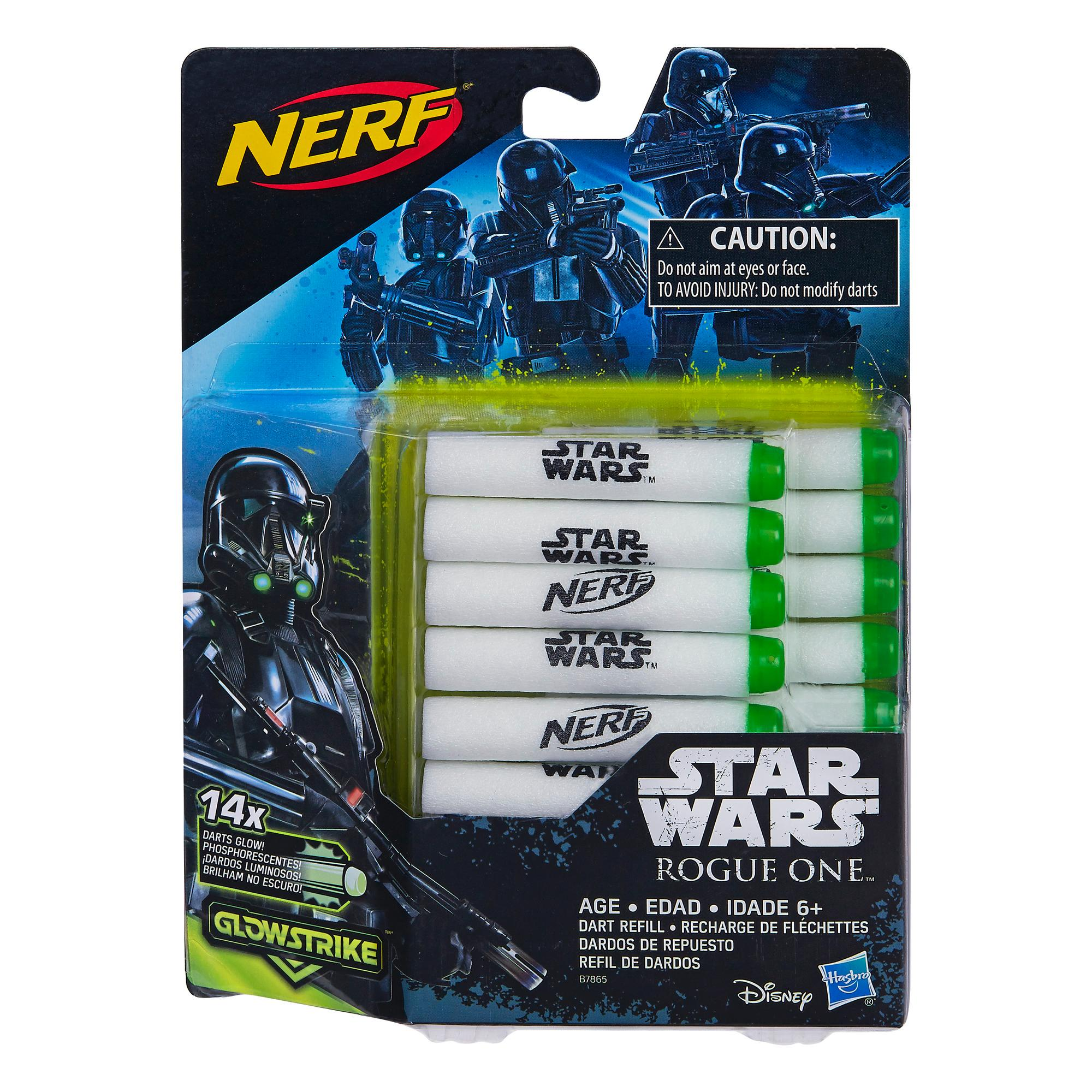 Star Wars Rogue One Nerf GlowStrike Dart Refill