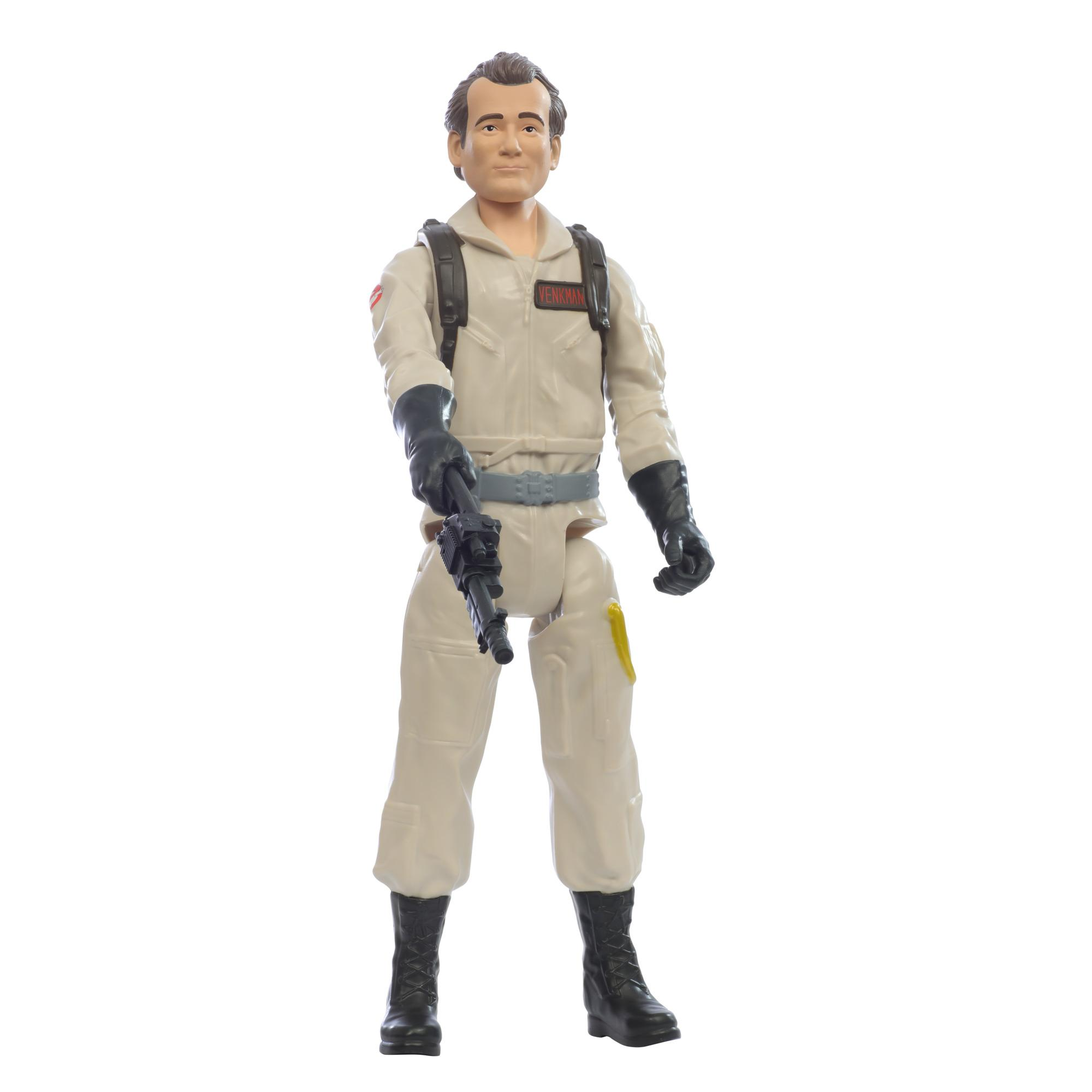 Ghostbusters Peter Venkman Toy 12-Inch-Scale Collectible Classic 1984 Ghostbusters Figure, Toys for Kids Ages 4 and Up