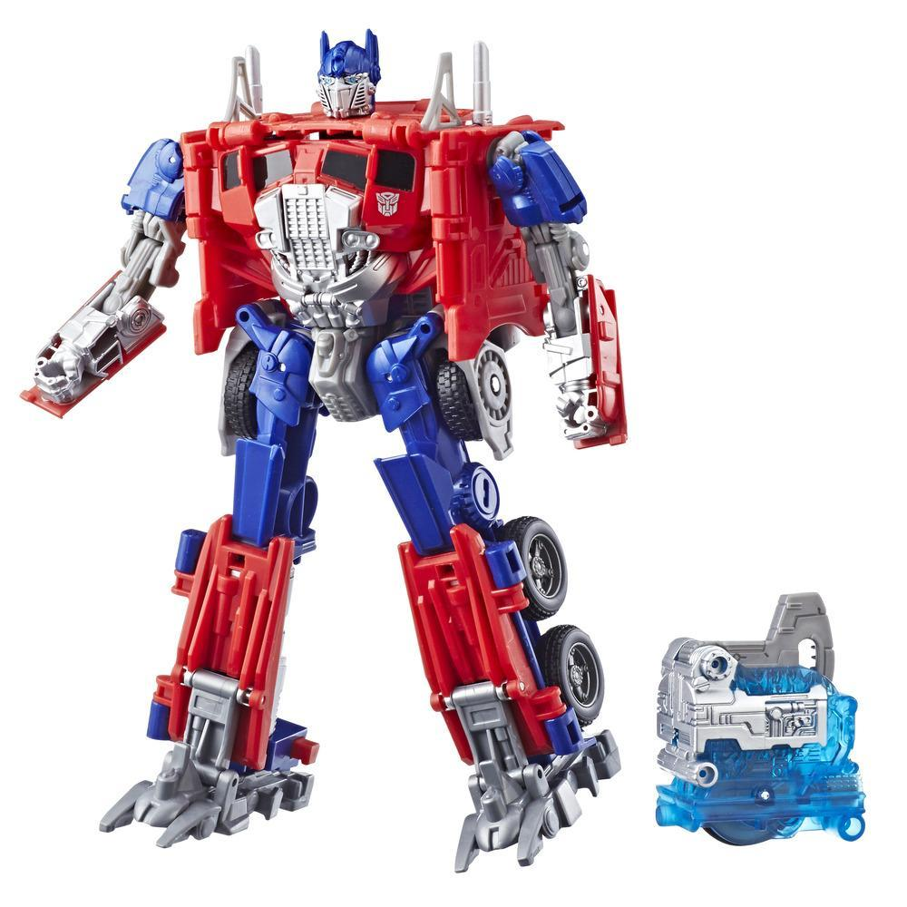 Transformers: Bumblebee Movie Toys, Energon Igniters Nitro Series Optimus Prime Action Figure