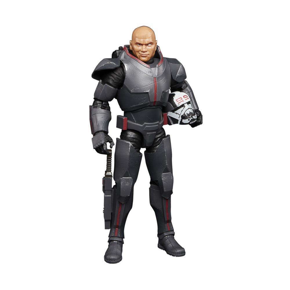 Star Wars The Black Series Wrecker 6-Inch-Scale Star Wars: The Bad Batch Collectible Deluxe Figure for Kids Ages 4 and Up