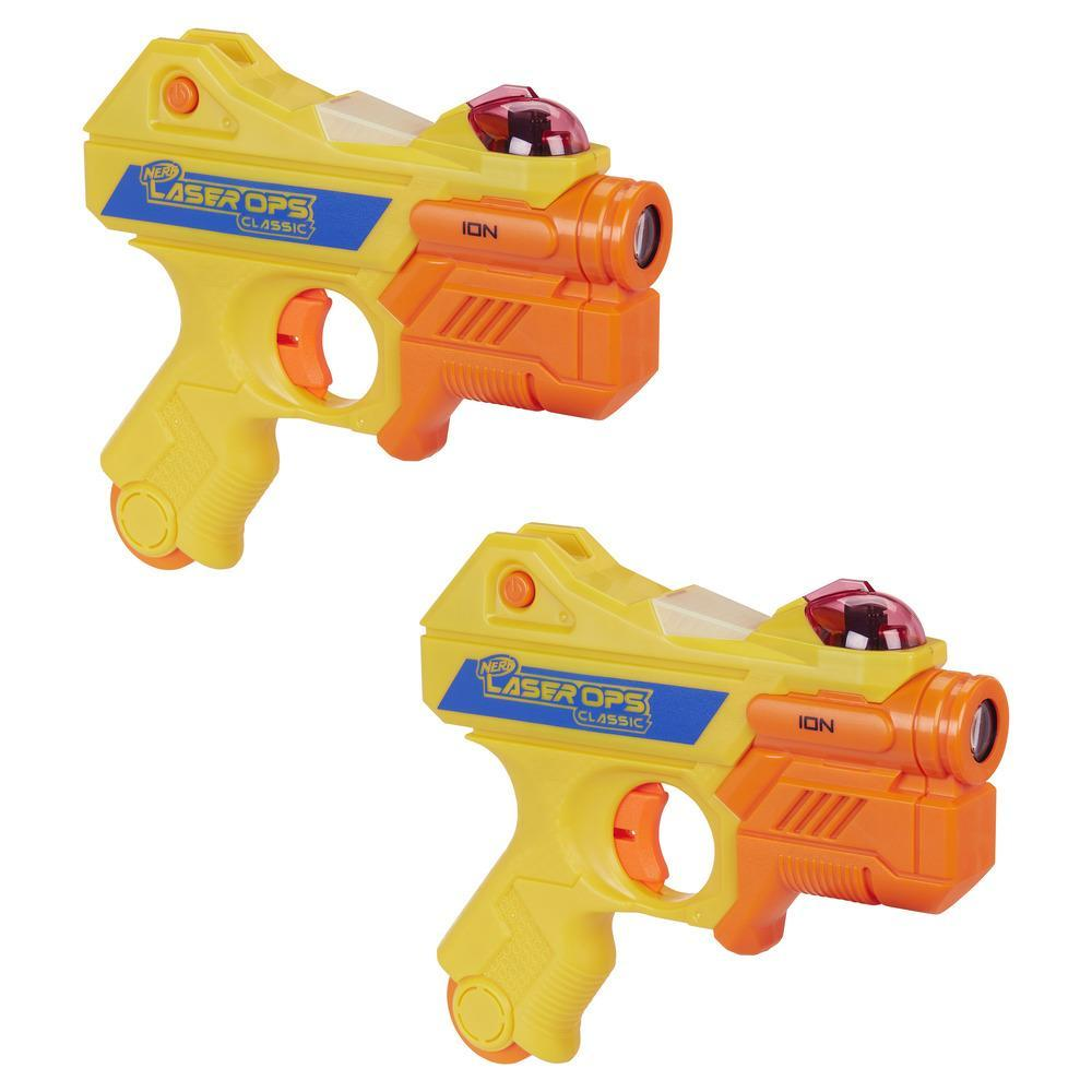 Nerf Laser Ops Classic Ion Blaster 2-Pack