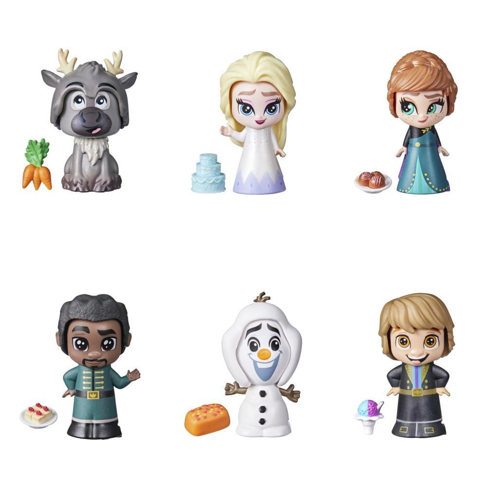 Disney's Frozen 2 Twirlabouts Series 1 Surprise Blind Box with Doll and Accessory