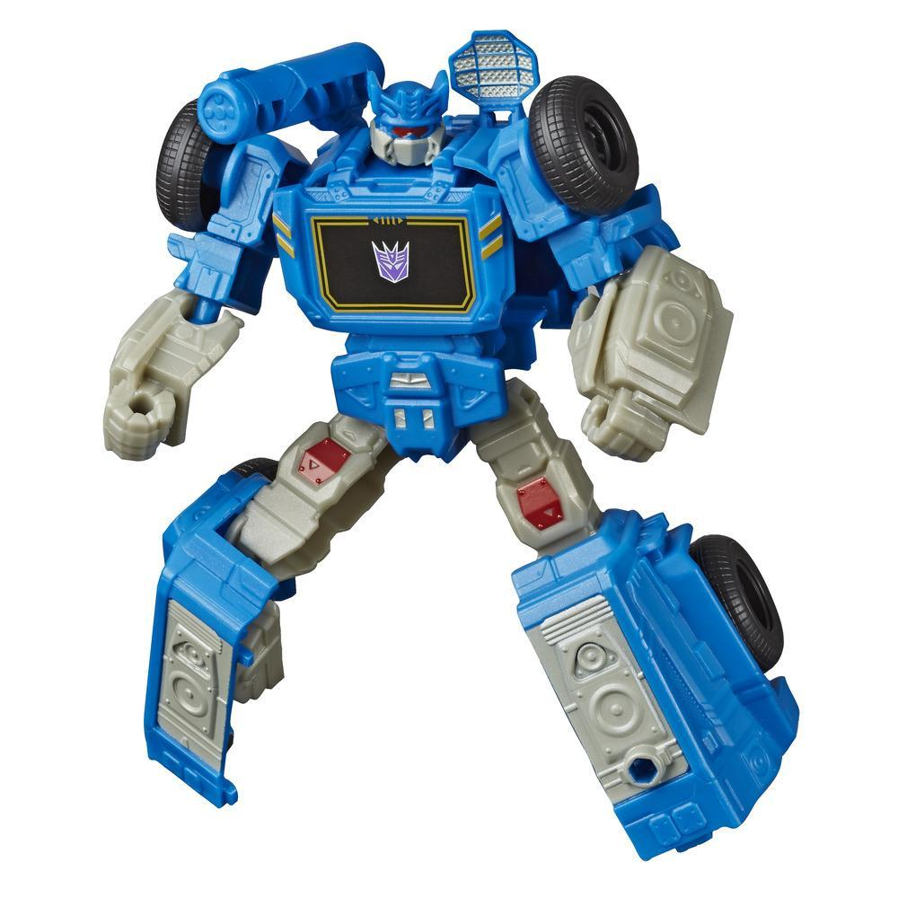 Transformers Toys Authentics Soundwave Action Figure - For Kids Ages 6 and Up, 7-inch