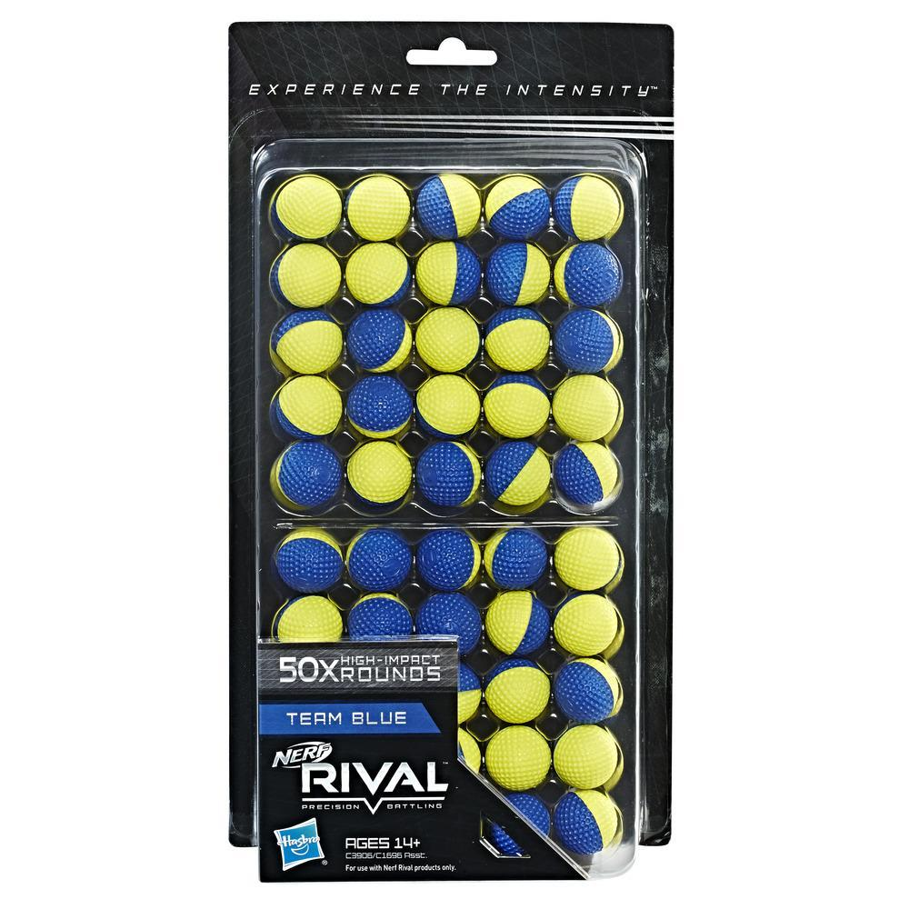 Nerf Rival 50-Round Refill (yellow-blue)