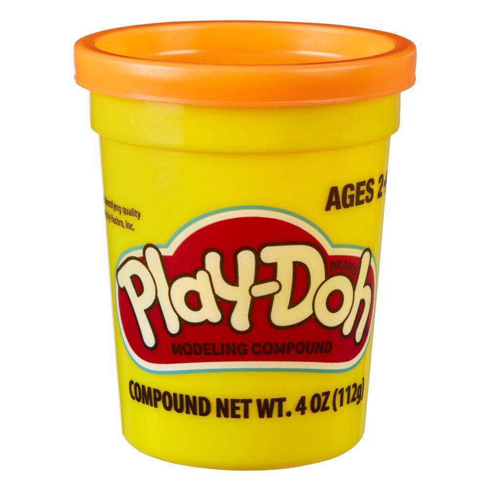 Play-Doh Single Can Neon Orange