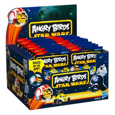 ANGRY BIRDS STAR WARS Mystery Bags Value Pack