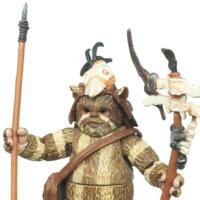 STAR WARS RETURN OF THE JEDI LOGRAY (EWOK Medicine Man)