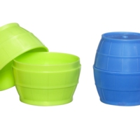 PLAYSKOOL PLAY FAVORITES Stack & Nest Barrels