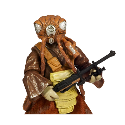 Star Wars Saga Legends: Zuckuss