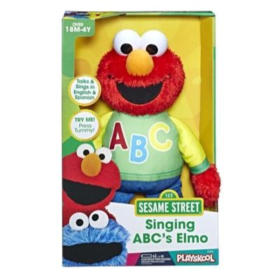 Playskool Sesame Street Singing ABC's Elmo