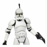 Star Wars Saga Legends: Clone Trooper Revenge of the Sith