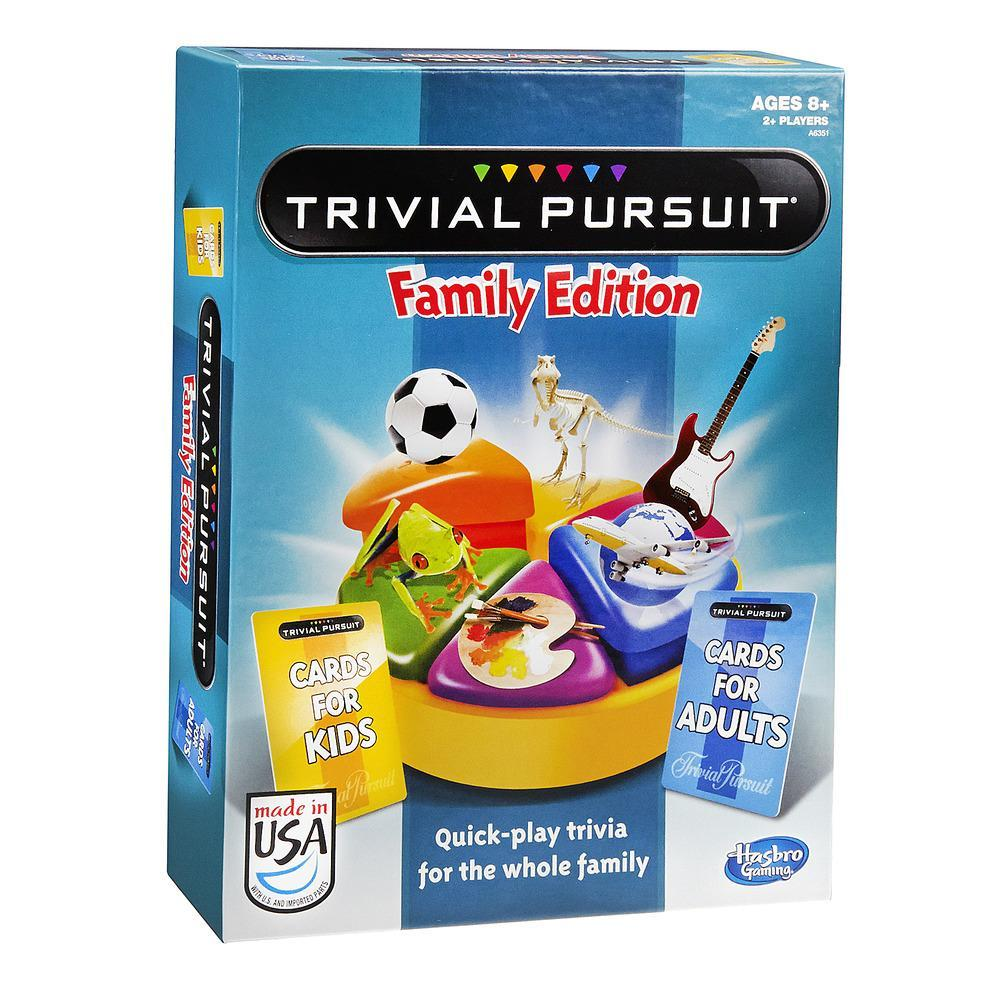 trivial pursuit free