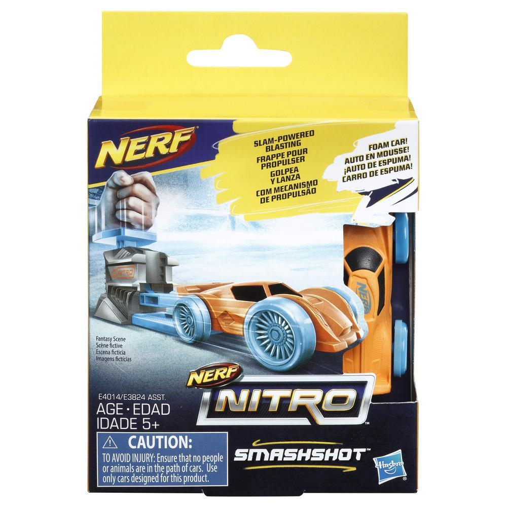 Nerf Nitro SmashShot (Orange)