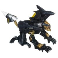 TRANSFORMERS DARK OF THE MOON CYBERVERSE Commander Class DECEPTICON HATCHET