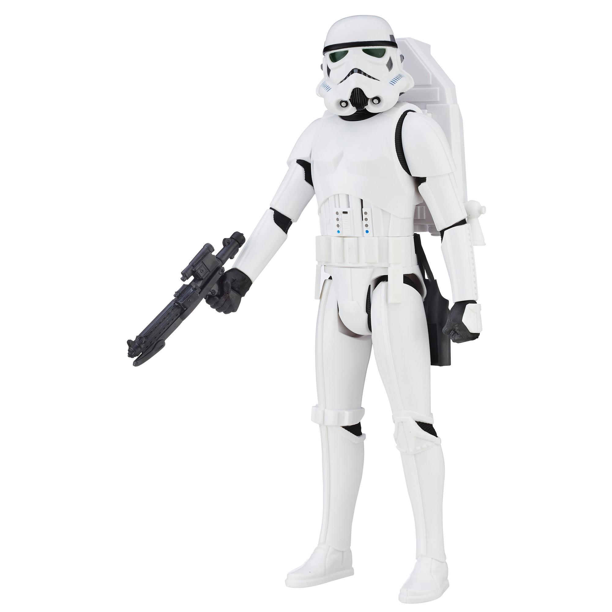 Star Wars Interactech Imperial Stormtrooper Figure