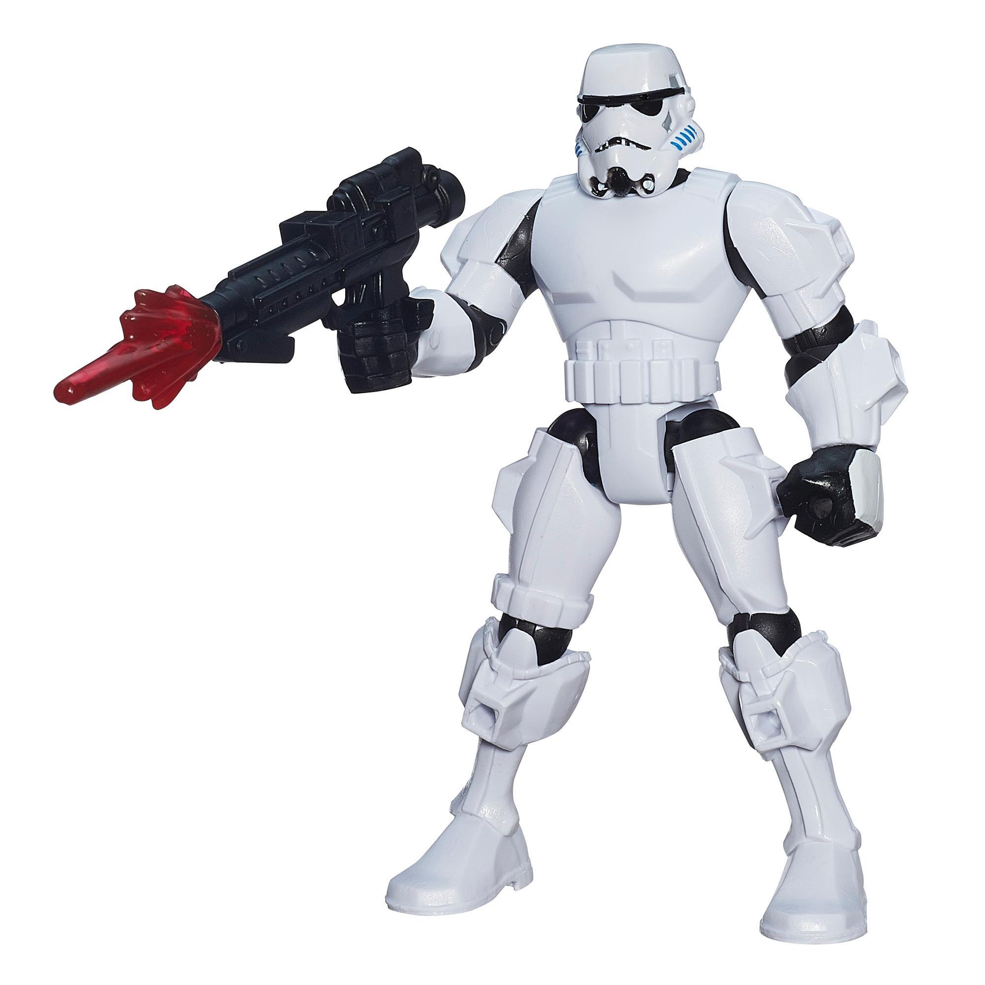 Stormtrooper figurine Star Wars Hero Mashers de Hasbro