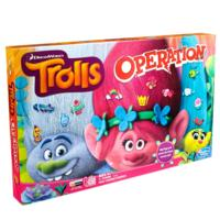 Operation Game: DreamWorks Trolls Edition
