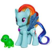 My Little Pony Crystal Motion Rainbow Dash Figure