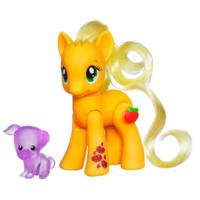 My Little Pony Crystal Motion Applejack Figure