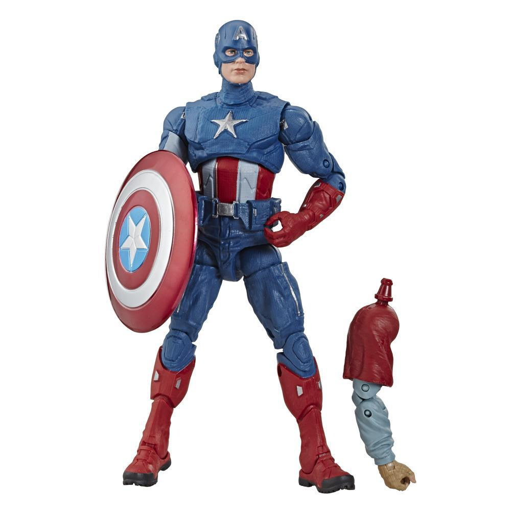 Marvel Legends Series Avengers: Endgame 6-inch Collectible Action Figure Captain America Avengers Collection