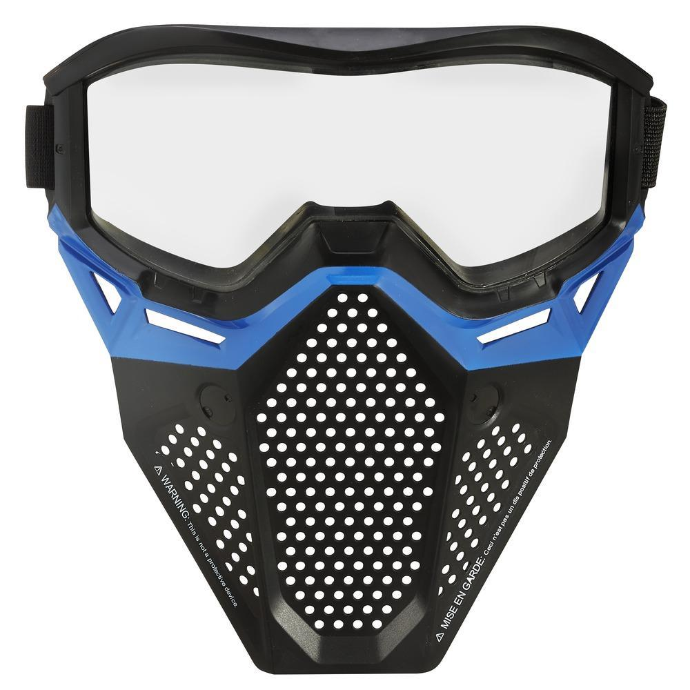 Nerf Rival Face Mask (Blue)