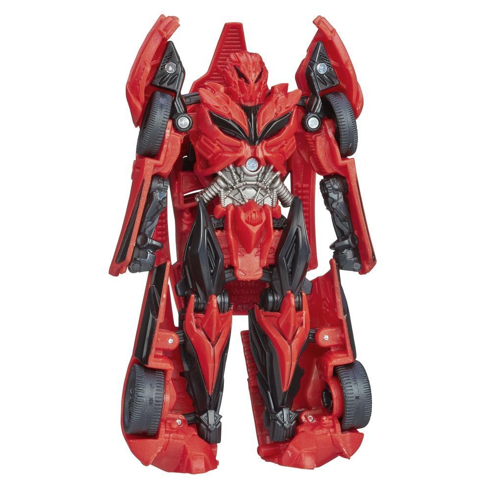 Transformers Age of Extinction Decepticon Stinger One-Step Changer ...