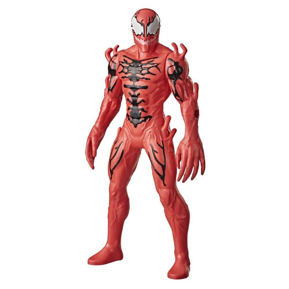 Marvel Toy 9.5-inch Scale Collectible Super Villain Action Figure Carnage For Kids Ages 4 and Up