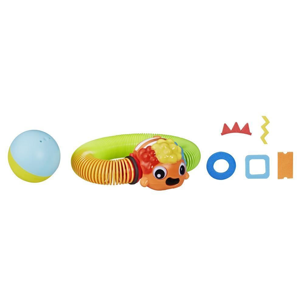 Zoops Electronic Twisting Zooming Climbing Toy Clown Fish Pet Toy