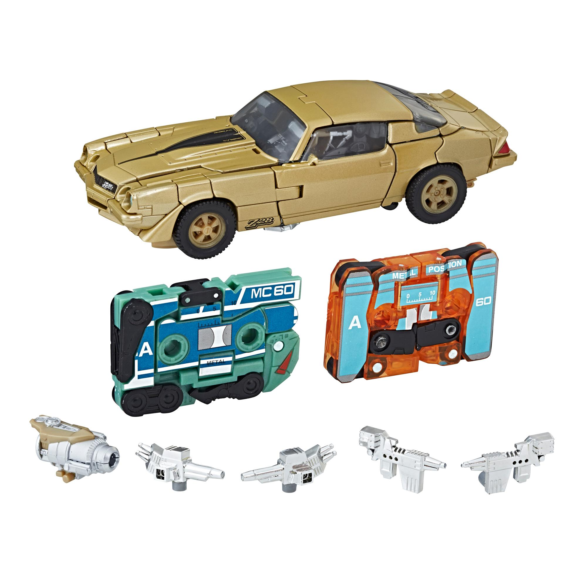 Transformers: Studio Series 19 Bumblebee Vol. 1 Retro Rock Garage (SDCC Exclusive)