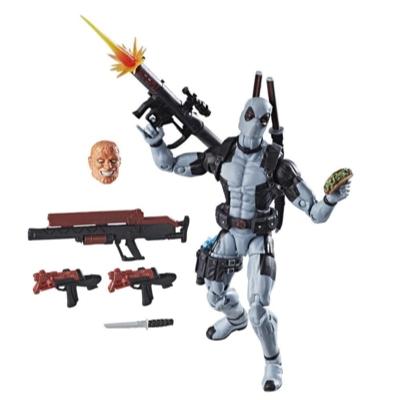 Marvel Legends Series X-Force Deadpool 6-inch Figure (HASCON EXCLUSIVE)