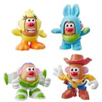 Mr. Potato Head Disney/Pixar Toy Story Mini 4 Pack