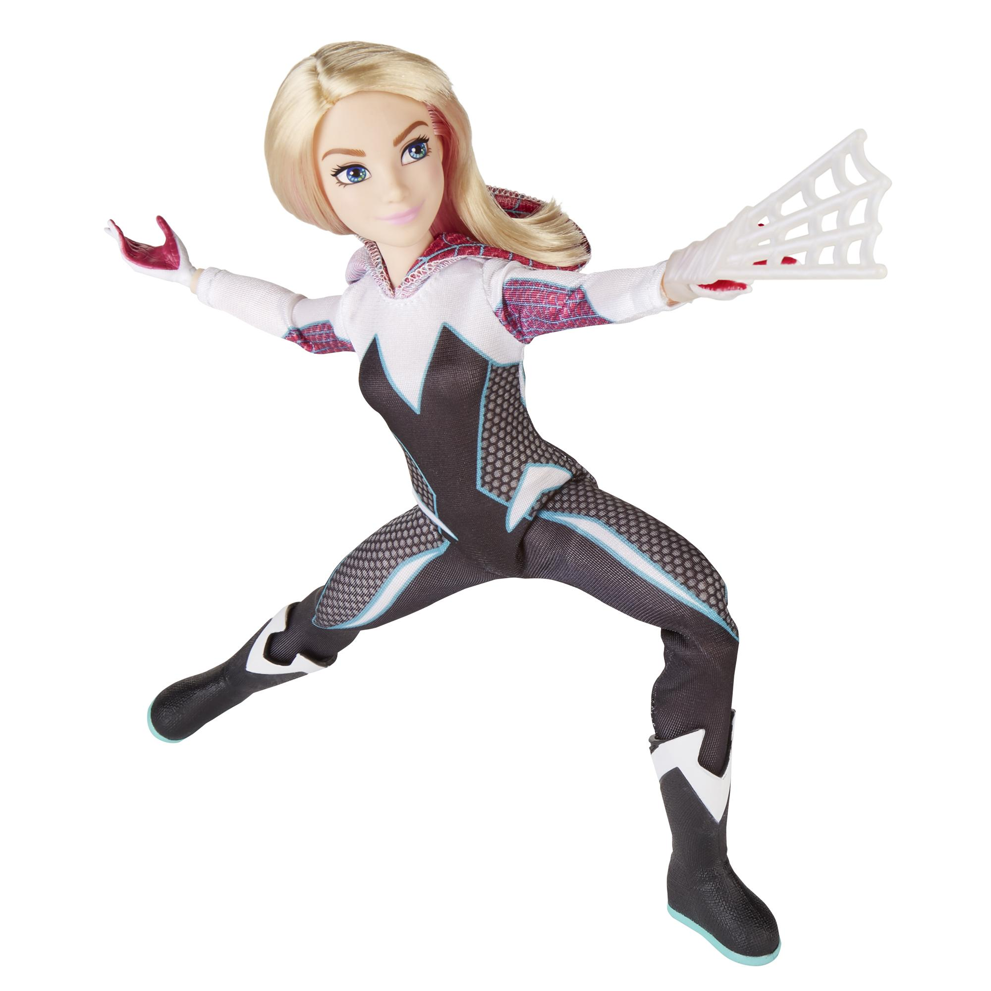 Marvel Rising Secret Warriors Ghost-Spider Doll