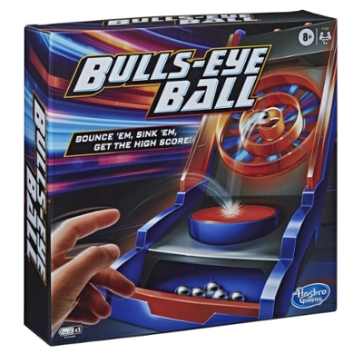 Bulls-Eye Ball Game for Kids Ages 8 and Up, Active Electronic Game for 1 or More Players