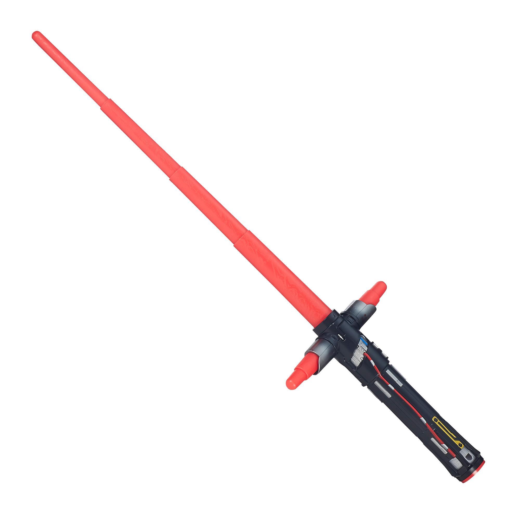 Star Wars The Force Awakens Kylo Ren Extendable Lightsaber