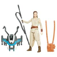 Star Wars The Force Awakens 3.75-Inch Figure Snow Mission Rey (Starkiller Base)