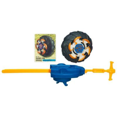BEYBLADE BEYWHEELZ DOOM FIRE DRAGO
