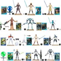 STAR WARS THE CLONE WARS 12 Pack Value Pack