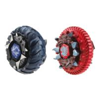 BEYBLADE BEYWHEELZ RUSHING WAVE SMASH 2-Pack