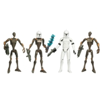 Star Wars The Clone Wars Battle Packs – Rishi Moon Outpost Attack